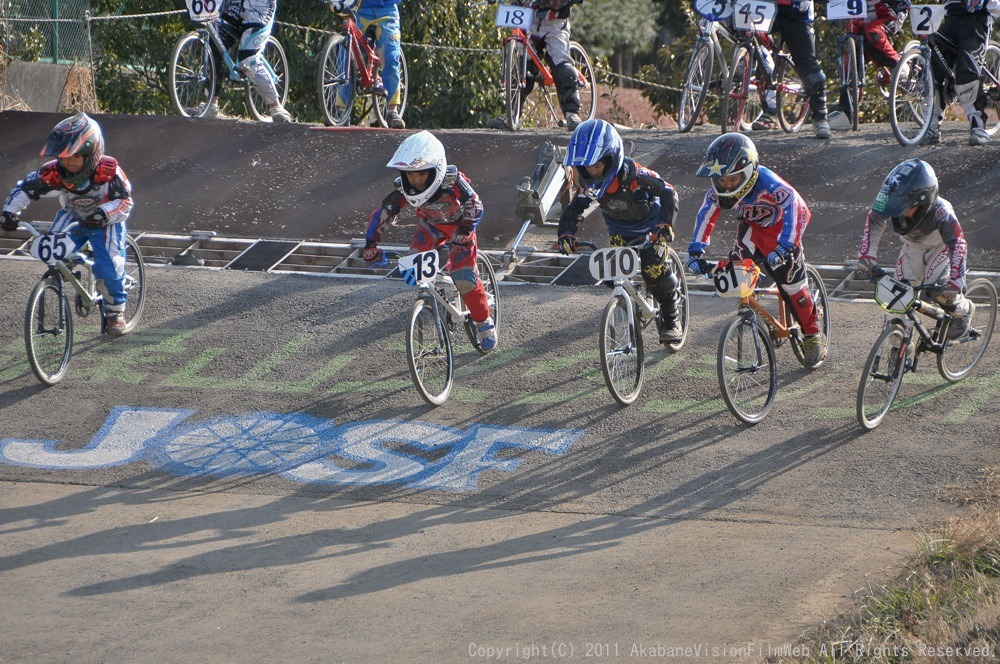2011JOSF緑山オープニングレース(1月定期戦)VOL7:ミルキー6.7決勝_b0065730_2115291.jpg