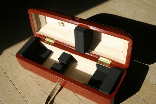 オタマトーン、格納の儀。_b0019333_14125299.jpg