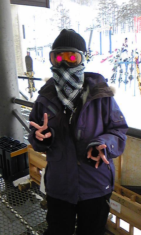 ☆雪山を堪能☆_a0084859_17275929.jpg