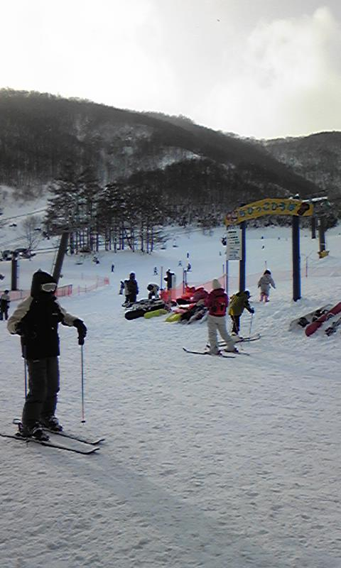 ☆雪山を堪能☆_a0084859_179062.jpg