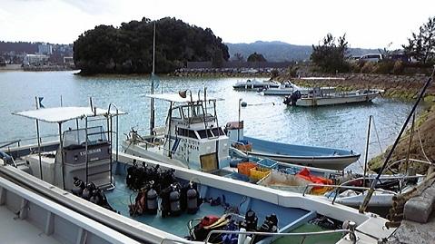 沖縄ボート体験ダイビング!_a0156273_17295696.jpg