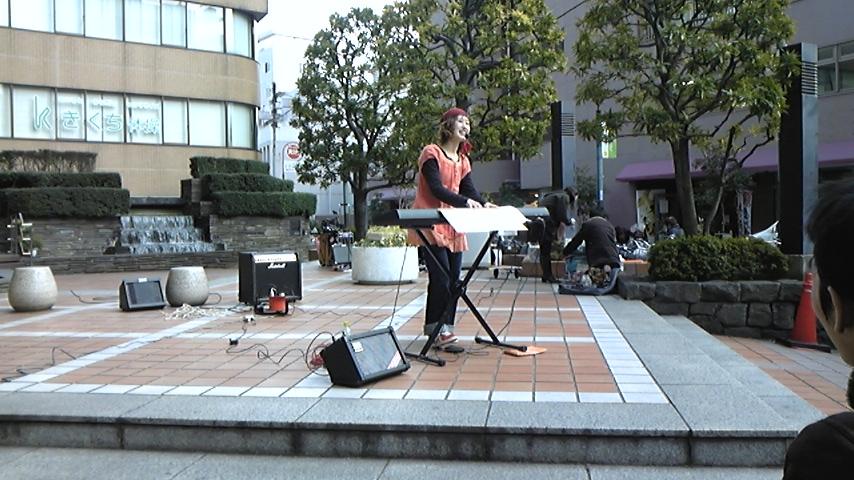 久しぶりの完全フリーに、「音楽の街・川崎」。_a0112393_061021.jpg
