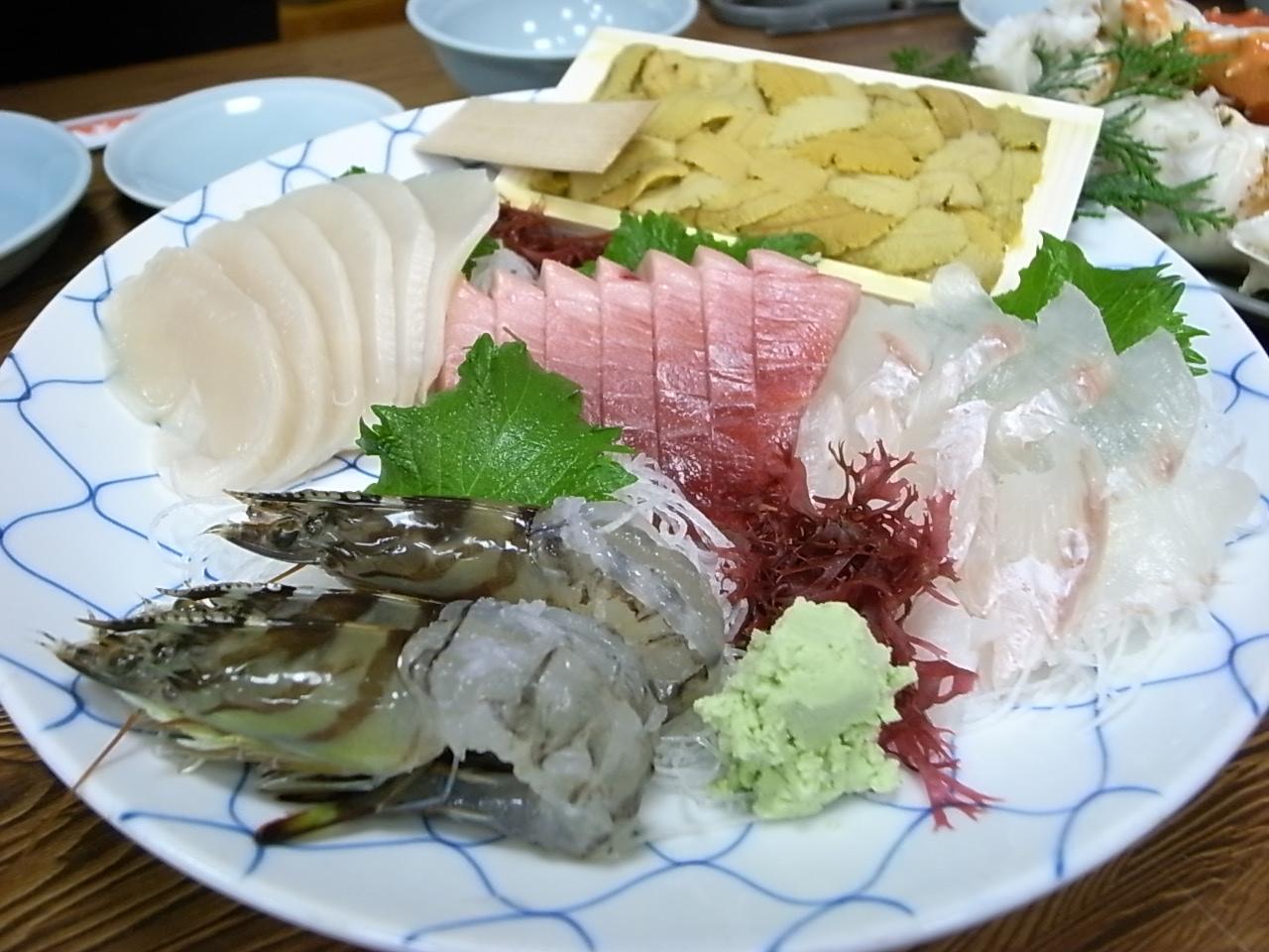 横浜・愛知屋で蟹_d0122797_23144170.jpg