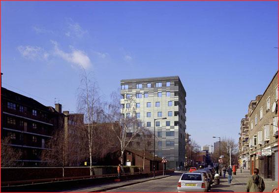 9階建て木造集合住宅ロンドン「住宅と木造建築「EUの最先端と木都能代の底力」_e0054299_1581177.jpg