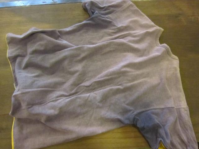 季節はずれのTシャツ 上玉カレッジ2枚!_a0182112_15221340.jpg