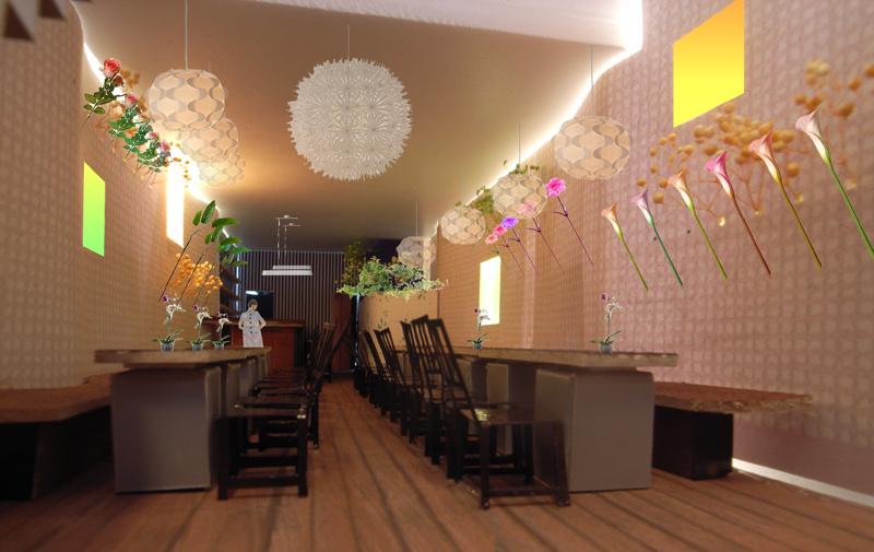 総曲輪カフェ  「橙」 2011_e0189939_23192721.jpg