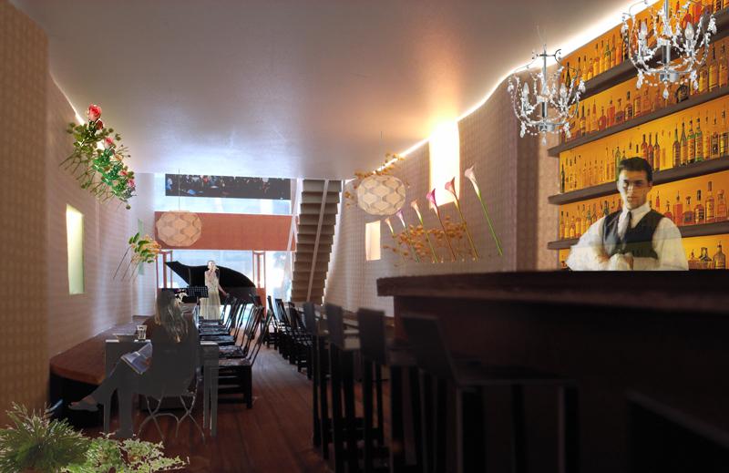 総曲輪カフェ  「橙」 2011_e0189939_2319919.jpg