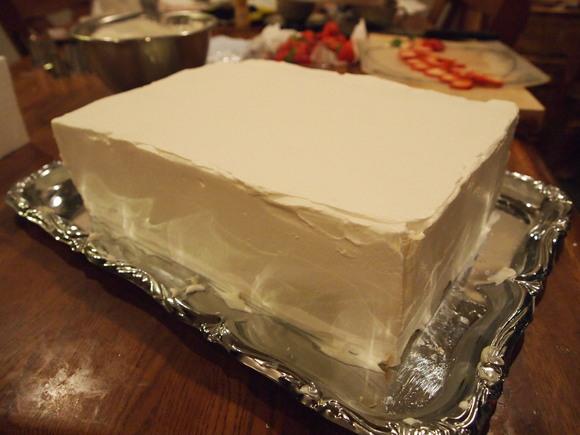 ウエディングケーキ試作2_c0119259_22115698.jpg
