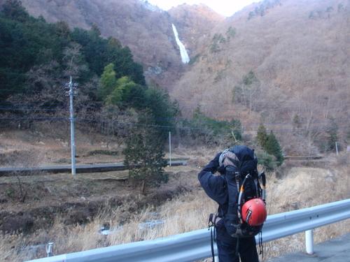 アイスクライミング IN 千波の滝_c0206900_0445940.jpg