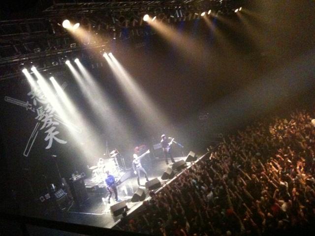 怒髪天 @ ZEPP TOKYO 11.01.22_d0131511_8244224.jpg