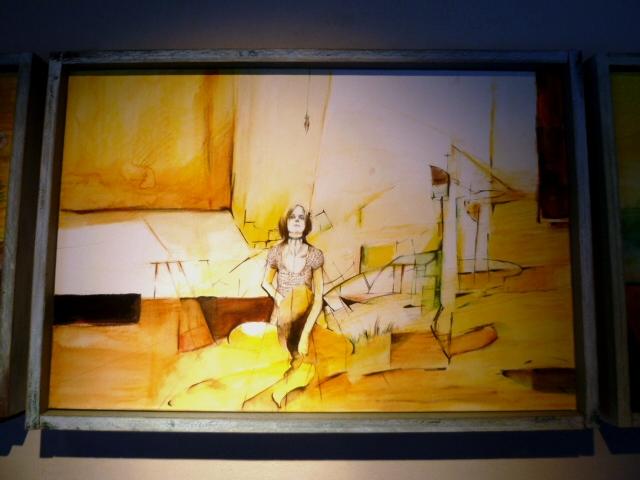 1441)終了「石井誠・展 『LIMIT #1:痕跡』」 ト・オン・カフエ 1月11日(火)~1月23日(日)_f0126829_22564713.jpg