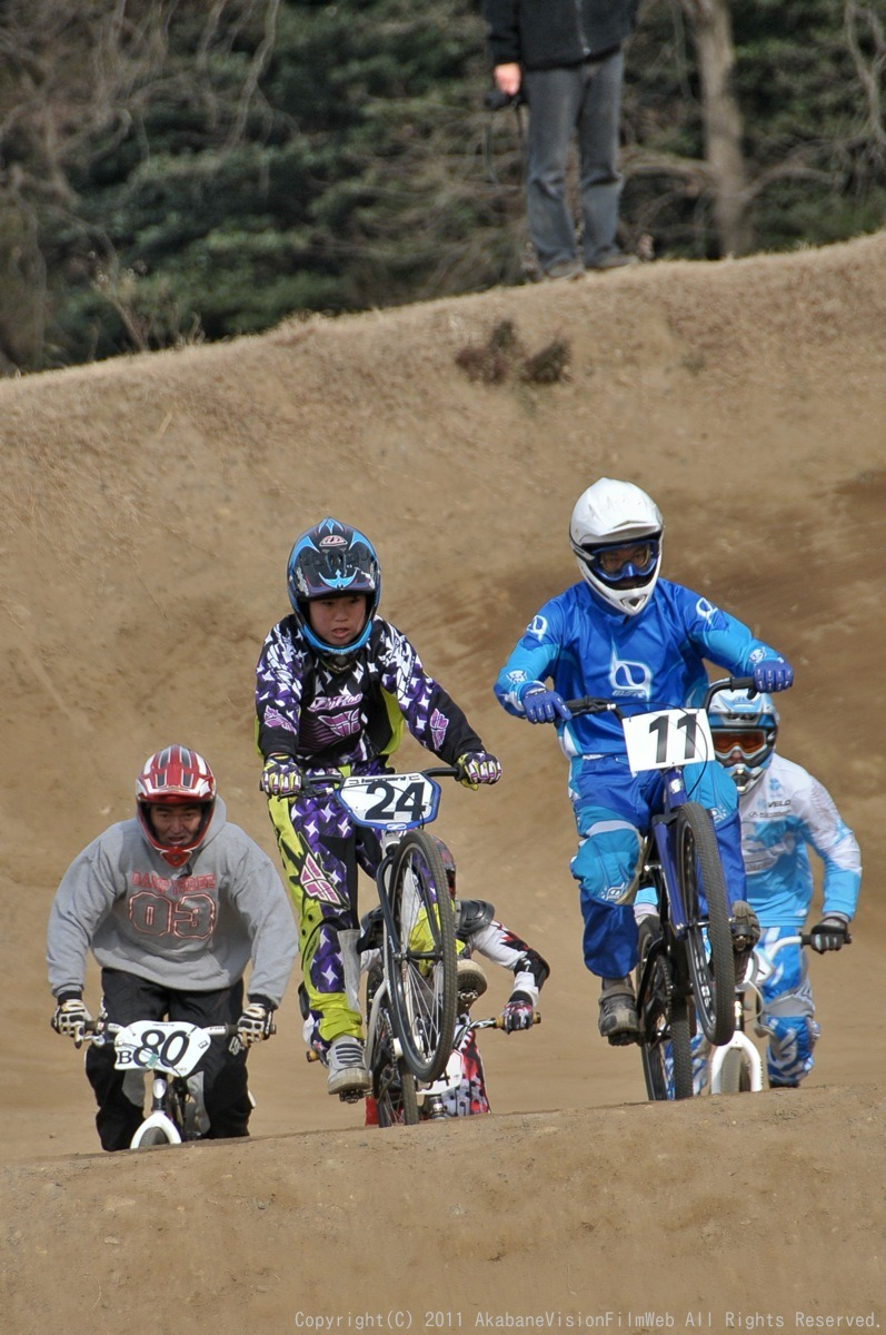 2011JOSF緑山オープニングレース(1月定期戦)VOL14:各クラス予選その1_b0065730_1934140.jpg