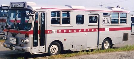 昭和自動車 いすゞK-CCM410 +川重_e0030537_23341095.jpg