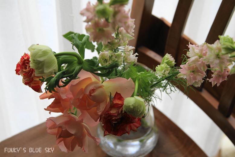 お気に入りのお花屋さんに行き~♪ ^^_c0145250_19494443.jpg