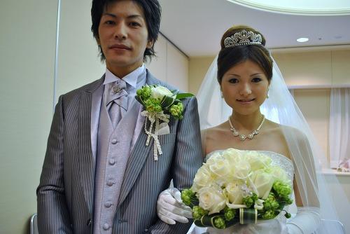 Akiちゃんの花嫁姿~♪_e0159050_22293586.jpg