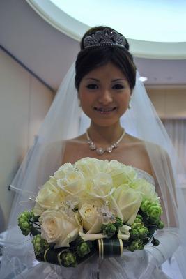 Akiちゃんの花嫁姿~♪_e0159050_22295088.jpg