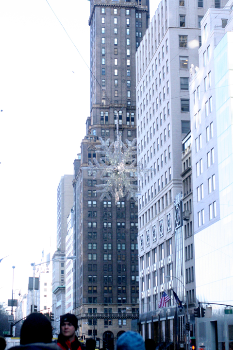 NYC クリスマス@ユニセフスノーフレーク_d0004651_18585337.jpg
