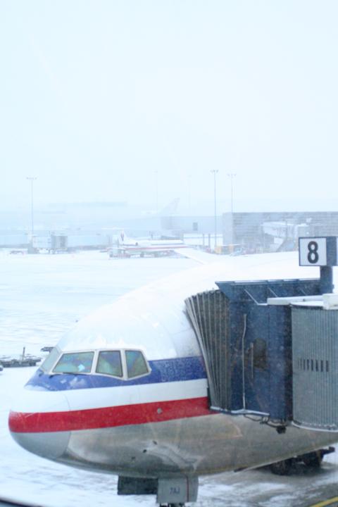 NYC 吹雪の中のフライト_d0004651_2035925.jpg