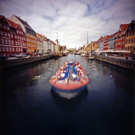 コペンハーゲンの運河 København, Denmark デンマーク Pinhole Photography_f0117059_1863263.jpg
