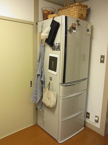 冷蔵庫の収納 【BEFORE】_c0199166_23112244.jpg