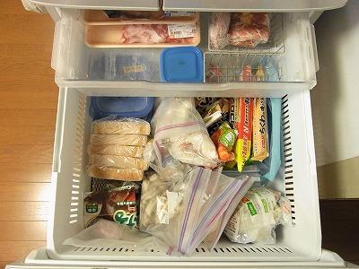 冷蔵庫の収納 【BEFORE】_c0199166_23384742.jpg