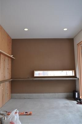 忍町の路地 竣工間近_c0128375_0114996.jpg