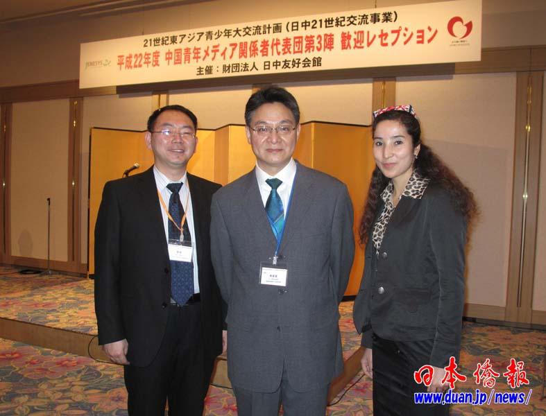 中国青年メディア関係者代表団第三陣来日_d0027795_10533862.jpg