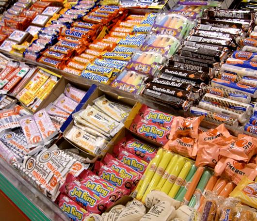 お洒落なお菓子の国 Dylan\'s Candy Bar_b0007805_22513143.jpg