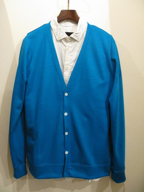 ◆Pure Wool Traditional Cardigan_e0142928_22412883.jpg