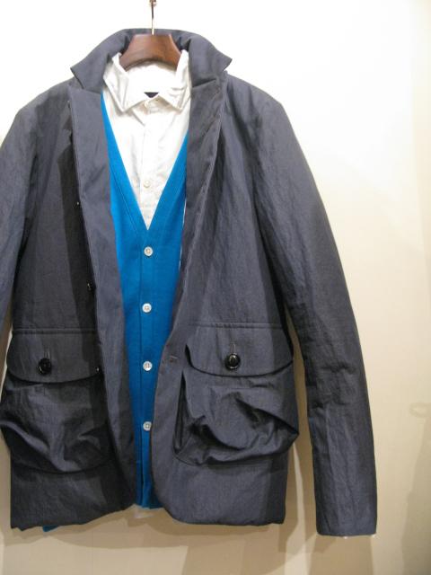 ◆Pure Wool Traditional Cardigan_e0142928_22442143.jpg