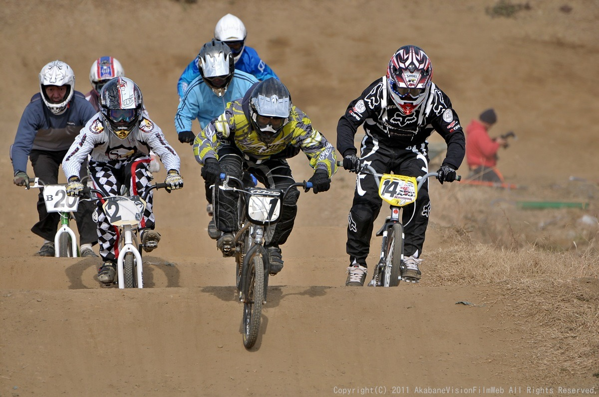 2011JOSF緑山オープニングレース(1月定期戦)VOL18:各クラス予選その5_b0065730_613123.jpg