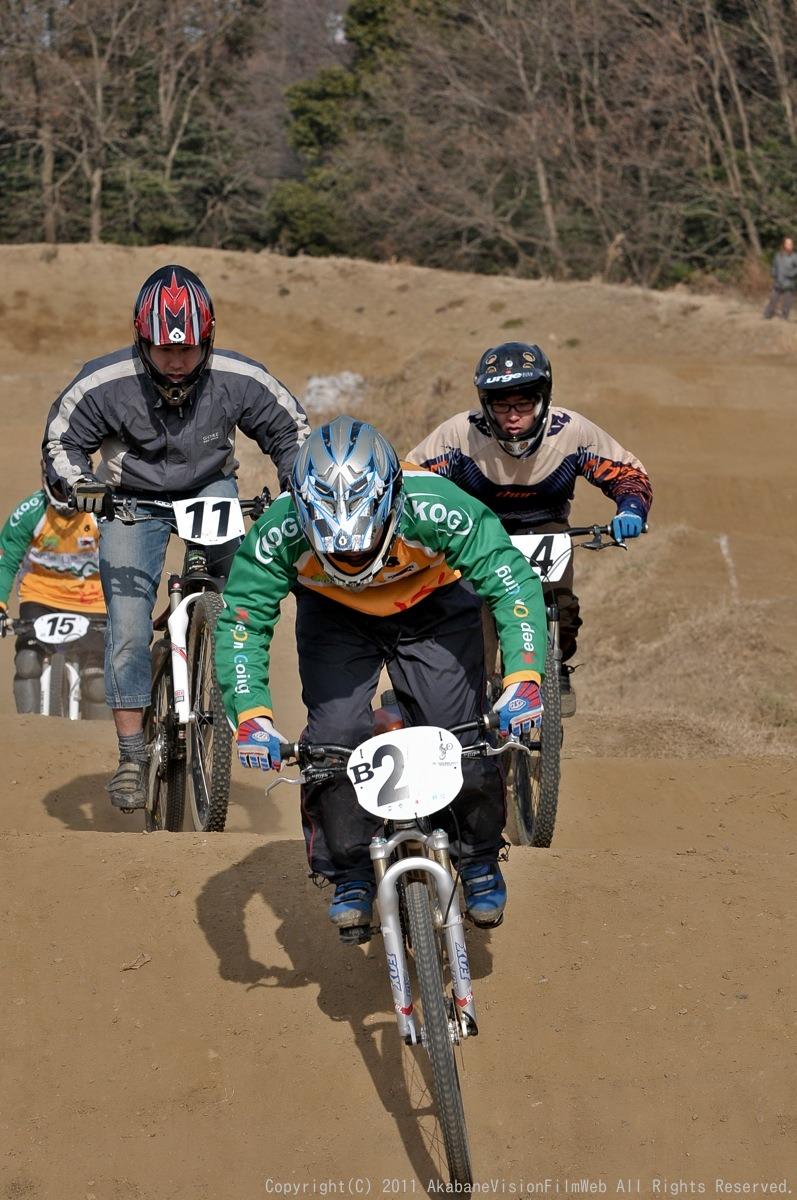 2011JOSF緑山オープニングレース(1月定期戦)VOL18:各クラス予選その5_b0065730_6163010.jpg