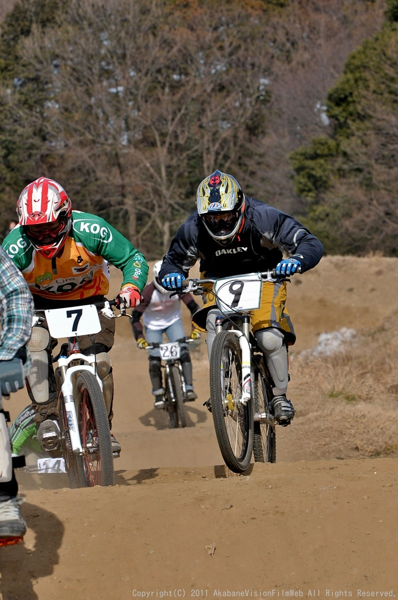 2011JOSF緑山オープニングレース(1月定期戦)VOL18:各クラス予選その5_b0065730_6171619.jpg