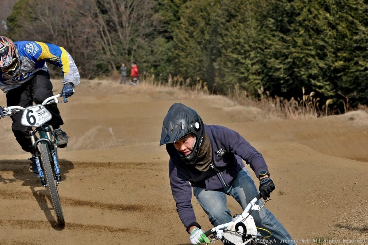 2011JOSF緑山オープニングレース(1月定期戦)VOL18:各クラス予選その5_b0065730_6274126.jpg