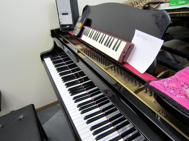 最高に幸せな時間・・・ピアノ・ピアニカ_f0051464_1455795.jpg