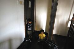 マラッカ紀行(その13) 部屋にいられない子供たち_a0186568_21152665.jpg