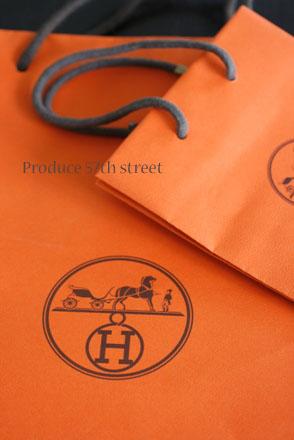エルメスの紙袋とお着物_d0113182_11362728.jpg