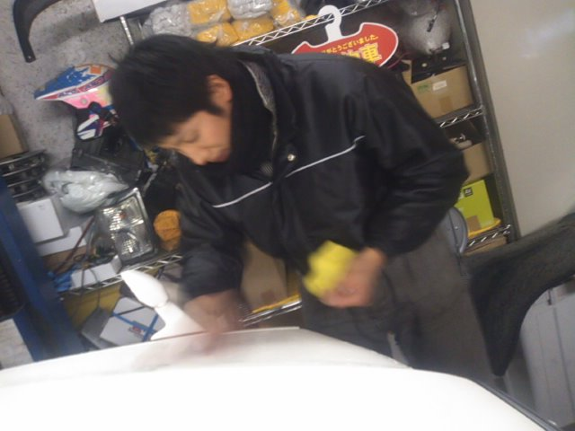 N葉様 MPV A野様 ハリアー 御成約☆_b0127002_2242861.jpg