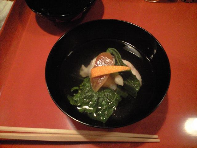 祇園 大渡 1-京都で勢いがある店といえばここです。伝統とモダンさと-_a0194908_1344640.jpg