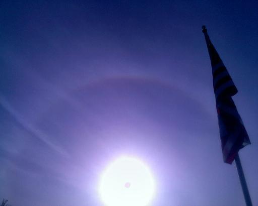 虹色輪っかを見たあとは_e0147716_2301182.jpg