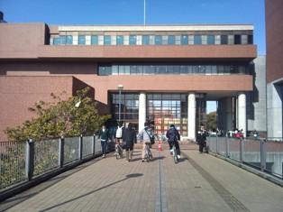筑波大学中央図書館とT-ACT_f0138645_21251226.jpg