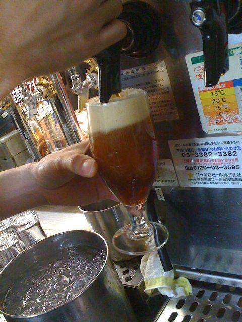 """茨城産多田錦の柚子果汁を使った\""""Japanese錦(にしき)エール\""""たくさんオーダーいただいています! #beer_c0069047_20545997.jpg"""