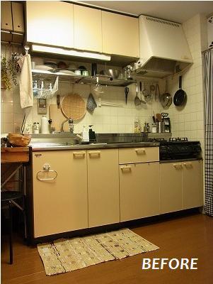 無印のキッチンマット_c0199166_18422531.jpg