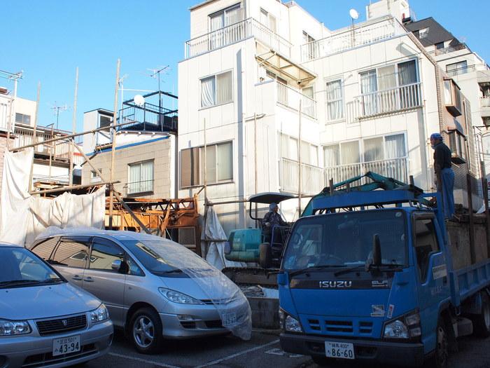 「浅草の家」既存解体・基本設計_f0230666_18105544.jpg