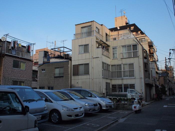 「浅草の家」既存解体・基本設計_f0230666_1813116.jpg