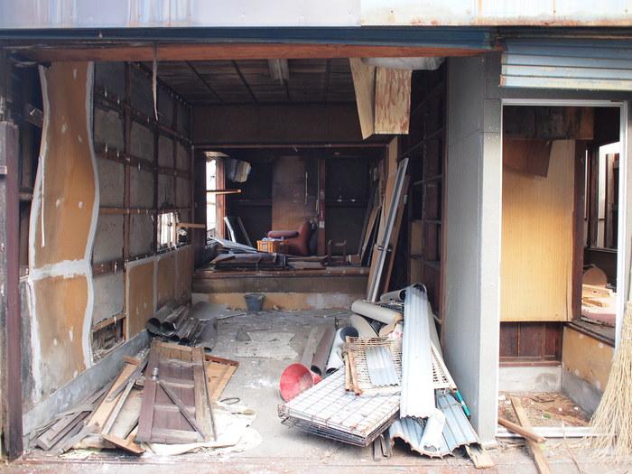 「浅草の家」既存解体・基本設計_f0230666_18395825.jpg