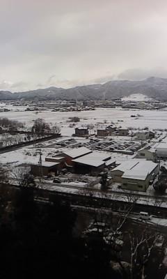 雪の米原駅♪_d0062076_10454016.jpg