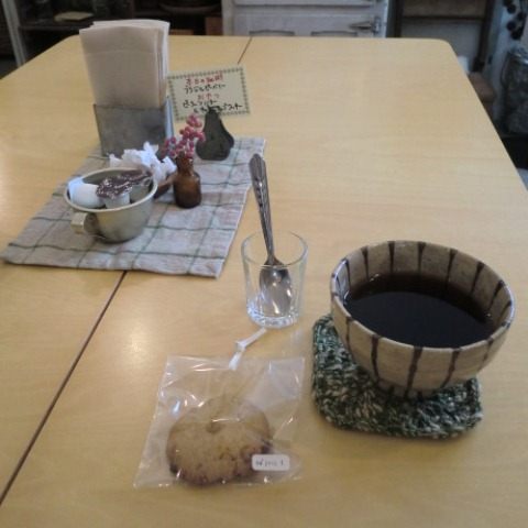 本日のoneday cafe。_a0164280_633236.jpg
