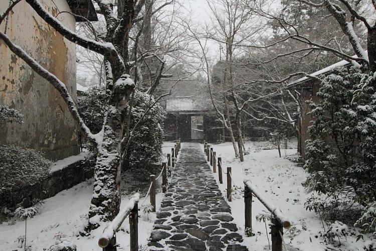 雪の蓮華寺_e0051888_21113335.jpg