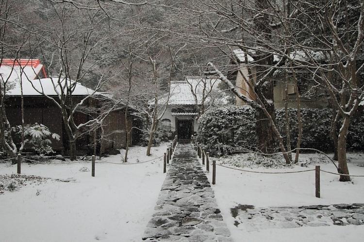 雪の蓮華寺_e0051888_2113573.jpg